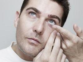 Hvordan rengjøre av permeable Gas Kontaktlinser