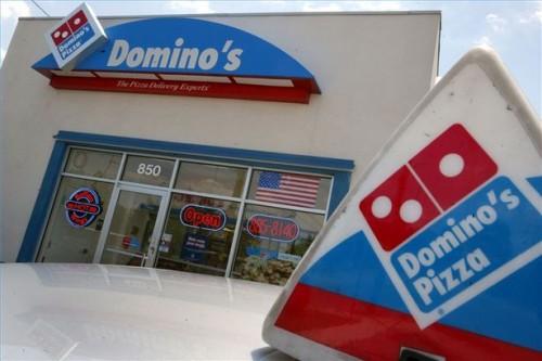 Hvordan spise sunt på Dominos Pizza