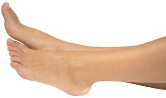 Hvordan Spenn en Foot Med Heel Spurs