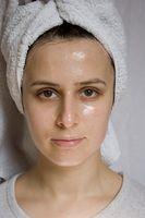 Tilstoppede porer i huden