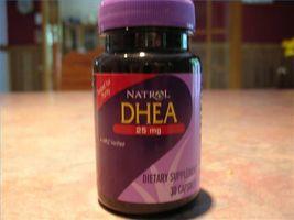 Positive og negative bivirkninger av DHEA kosttilskudd