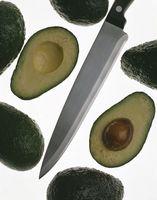 Hva Frukt og grønnsaker er høy i Niacin?