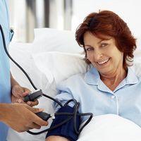 Symptomer på lavt blodtrykk hos eldre