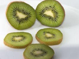 Hva Frukt og grønnsaker inneholder vitamin C?