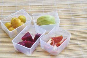 Hvordan velge Sikker Plastic Food Storage Containers