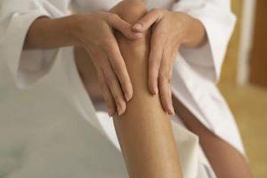Hvordan hjelpe slitne ben