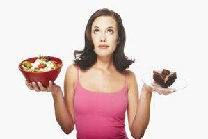 Hvordan ha Will Power for ikke over-spising