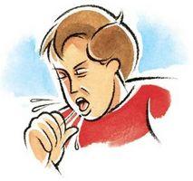 Hvordan avlaste en tørr hakkende hoste