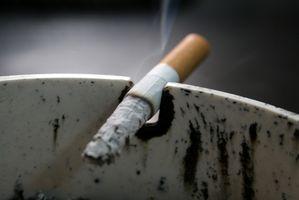 Røyking og Forhøyet WBC