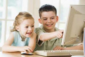 Signaler om en hormon ubalanse hos barn
