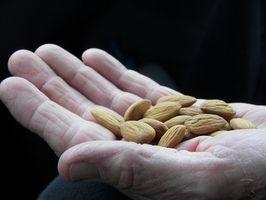 Hvordan forstå Almond Oil Nutrition