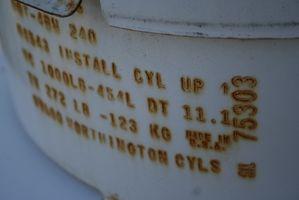 hekte 100 pund propan tank