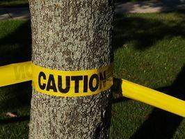 OSHA farget tape Krav