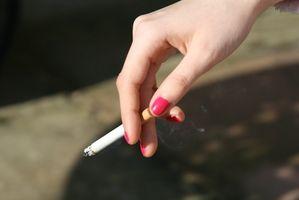 Hvordan forebygge vektøkning Når slutte å røyke