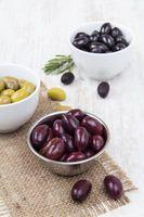 Næringsinnhold of Olives