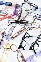 Slik reparerer Plastic Brille Frames