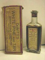 Hvordan lage Pine Tar hostemedisiner