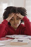Kjennetegn på barn med lærevansker