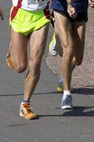 Hvordan strekke til Forhindre Kalver fra skade under et løp