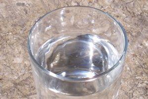 De tre hovedkilder til vann for Body