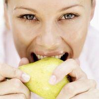Hvilke vitaminer finnes i Pears?