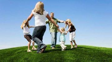 Hvordan sette opp en familie vekttap programmet