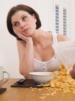 Liste over mat som ikke kan spises på en glutenfri diett