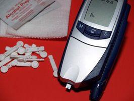 Merker av Blodsukkermetre
