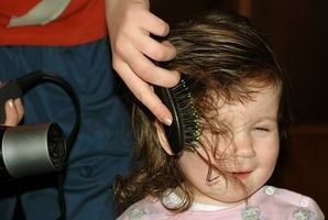Hair Trekke i Kids