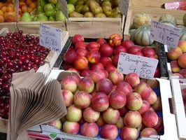 Liste over matvarer som inneholder Salicylates