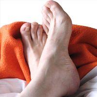 Slik Cure fotsopp med Home Behandlinger