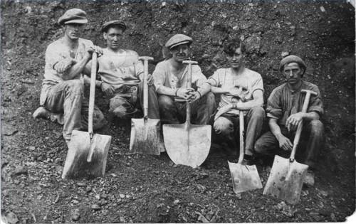 Svart Lung & Coal Mining History