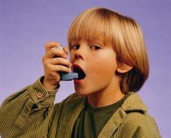 Forskjellen mellom astma og lungebetennelse symptomer hos barn