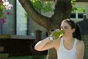 Hva Drinker er best for Rehydrating kroppen etter en treningsøkt?