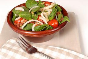 Spinat og Eddik Diet