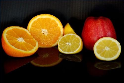 Vitamin C-mangel hos barn