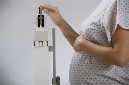 Hvordan få vekt under graviditet