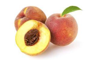 Hvilke vitaminer Har Peaches har?