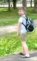 Hvordan få barna holde god holdning
