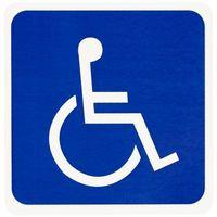 Innhenting av en Handikapp-parkering