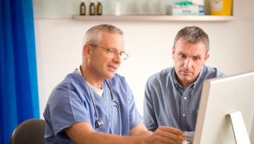 Tegn og symptomer på prostatakreft