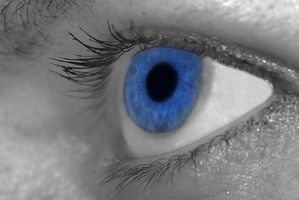 Spesialeffekter Color Kontakter