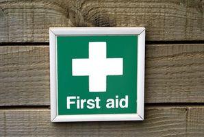 HLR og førstehjelp kort