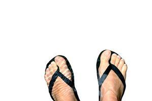 Hvordan bli kvitt min Flat Feet