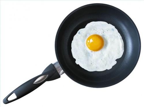 Er egg den perfekte maten?