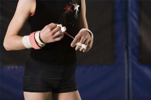 Hvordan Tape Svake håndledd Sport