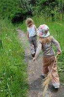 Hvorfor barn trenger Fysiske aktiviteter