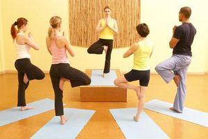 Betyr Yoga bli kvitt fett på hoftene og magen?