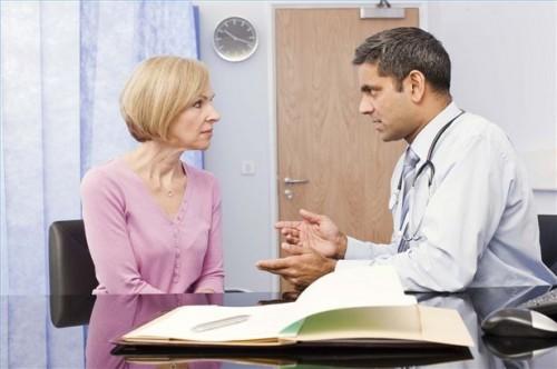 Hvordan snakke med en lege om PCOS