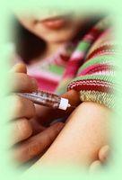 Reaksjoner på influensa vaksine